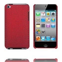 Atomic T4 (Vinröd) iPod Touch 4 Skal