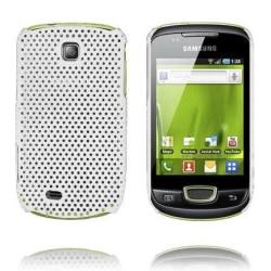 Atomic (Vit) Samsung Galaxy Mini Skal