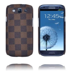 Barsberry Chess (Brun) Samsung Galaxy S3 Skal