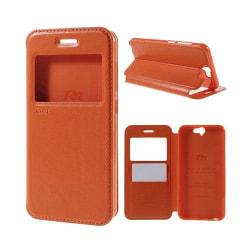 Bellmann View HTC One A9 Läderfodral - Orange