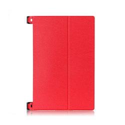 Bi-Fold (Röd) Lenovo Yoga Tablet 2 10.1 Fodral