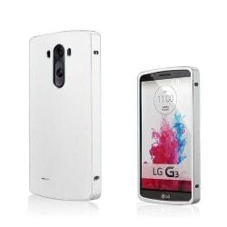 Brandes (Silver) LG G3 Aluminium Bumper