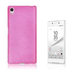 Bremer Sony Xperia Z5 Skal - Varm Rosa