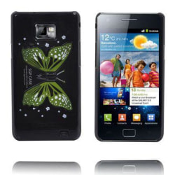 Butterfly Wings - Vikbart Stativ (Svart) Samsung Galaxy S2 S
