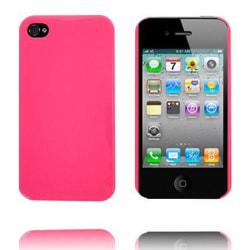 Candy Hårdskal (Het Rosa) iPhone 4S Skal