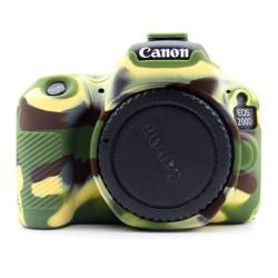 Canon EOS 200D kameraskydd silikonmaterial stötdämpande - Ka