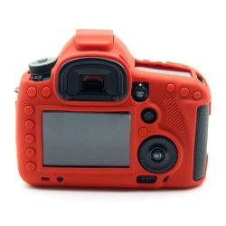 Canon EOS 7D Skydd i silikon - Röd