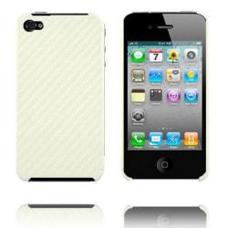 Carbonite (Vit) iPhone 4 Skal