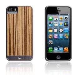 Case-Mate Wood Case för iPhone 5S (Stil I)