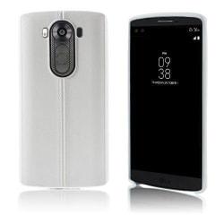 Celcius LG V10 Skal - Vit