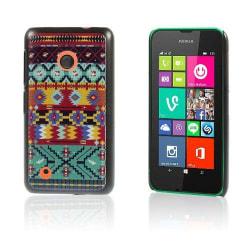 Christensen Edge Nokia Lumia 530 Hårt Skal - Tribal Mönster