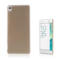 Christensen Gummi Plast Skal till Sony Xperia XA / XA Dual -