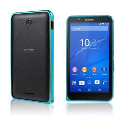 Collett Sony Xperia E4 Bumper - Blå