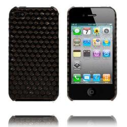 Cubic i4 (Mörkbrun) iPhone 4 Skal