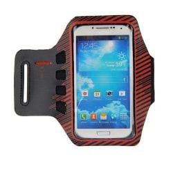 DiaGo (Röd) Samsung Galaxy S4 Sportarmband