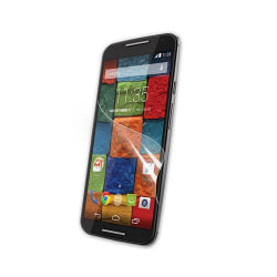 Displayskydd (Klar) till Motorola Moto X2