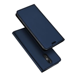 DUX DUCIS LG K8 (2018) mobilfodral konstläder silikon kortfi