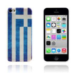 Flag (Grekland) iPhone 5C Skal