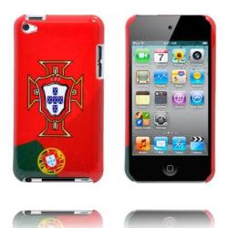 Football Fan Skal för iPod Touch 4 (Portuguise National Team