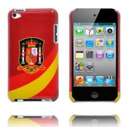 Football Fan Skal för iPod Touch 4 (Spanish National Team)