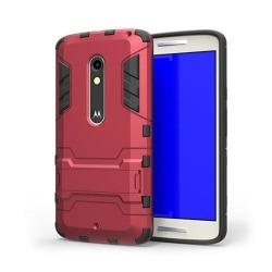 Frederiksson Motorola Moto X Play Skal - Röd