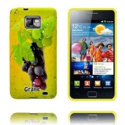 Fresh Fruit (Druva) Samsung Galaxy S2 Skal
