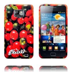 Fresh Fruit (Frukt - Bär) Samsung Galaxy S2 Skal