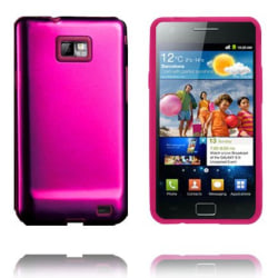Galaxy S 2 Guard (Rosa) Samsung Galaxy S2 Skal