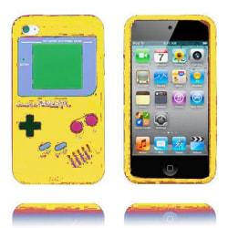 Game Boy (Gul) iPod Touch 4 Silikonskal