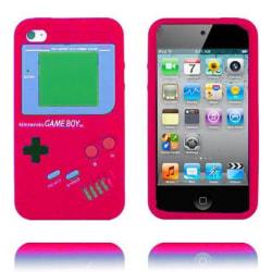 Game Boy (Het Rosa) iPod Touch 4 Silikonskal