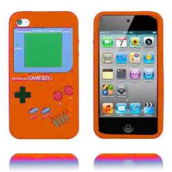 Game Boy (Orange) iPod Touch 4 Silikonskal