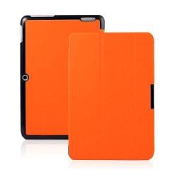 Garff Acer Iconia Tab 10 Läder Tri-fold Fodral - Orange