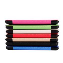 Garff Silk Acer Iconia One 7 Fodral med Tre Veck - Svart