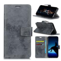 Google Pixel 3 XL mobilfodral syntetläder silikon plånbok st