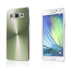 Grooves Samsung Galaxy A5 Hårt Skal - Grön