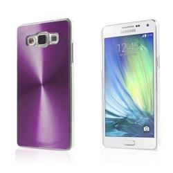 Grooves Samsung Galaxy A5 Hårt Skal - Lila