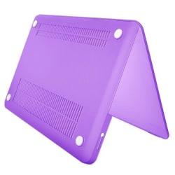 Hard Shell (Lilla) Skal till Macbook Pro 15.4