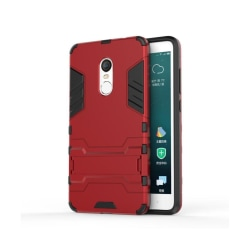 Hårderåde Xiaomi Redmi Note 4 Hybridskal - Röd