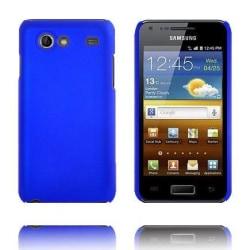 Hårdskal (Blå) Samsung Galaxy S Advance Skal