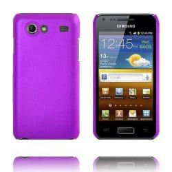 Hårdskal (Lila) Samsung Galaxy S Advance Skal