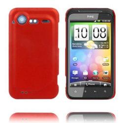 Hårdskal (Röd) HTC Incredible S Skal