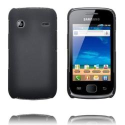 Hårdskal (Svart) Samsung Galaxy Gio Skal