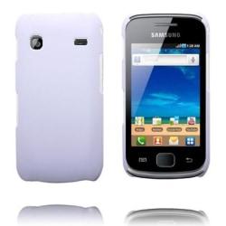 Hårdskal (Vit) Samsung Galaxy Gio Skal