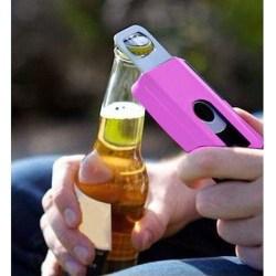 Hidden BeerOpener (Röd) iPhone 4S Skal