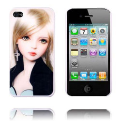 Hot Chicks (Barbie-Blond) iPhone 4/4S Skal