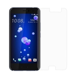 HTC U11 Härdat extra glas - Genomskilnigt