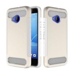 HTC U11 Life Karbonfiber designat skal - Guld