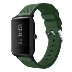 Huami Amazfit klockarmband 316L rostfri stål silikon - Milit