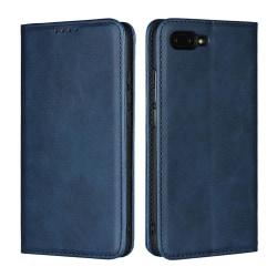 Huawei Honor 10 mobilfodral PU läder TPU plånbok stående - B