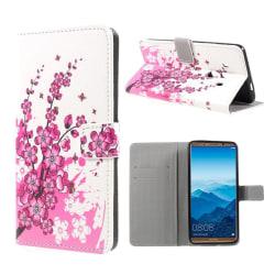 Huawei Mate 10 Pro Fodral med läckert motiv - Blommor